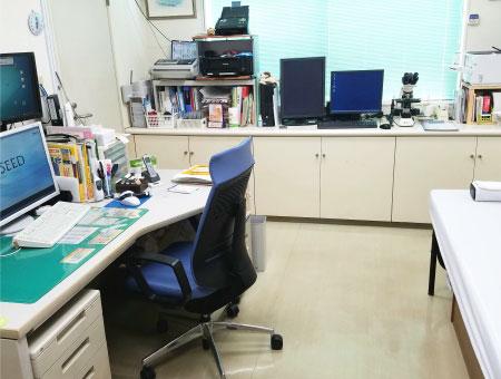 中嶋内科クリニック 診察室 イメージ